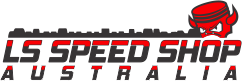 LS Speed Shop Australia Logo